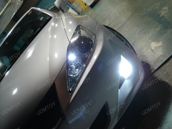 Lexus - IS - 350 - 6000K - HID - fog - lights - 2